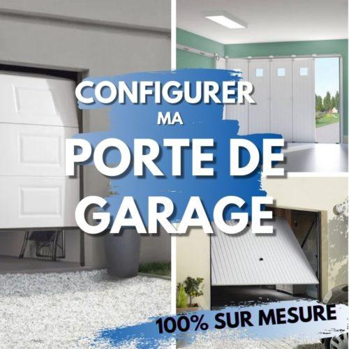 Configurer ma porte de garage