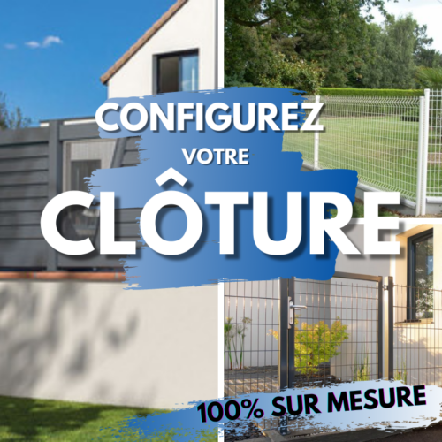 Configurer ma cloture