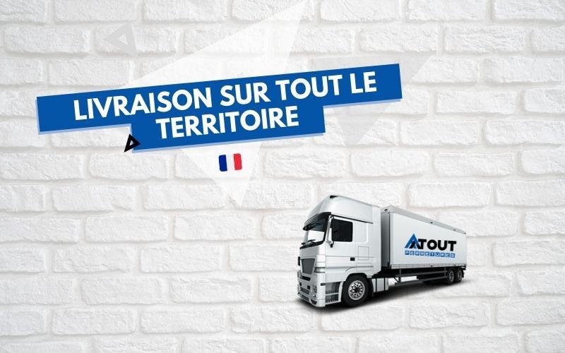 Diaporama mobile livraison sur toute la France