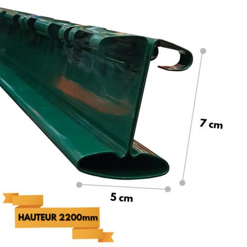 poteau-a-encoches-grillage-rigide-HT-2200mm